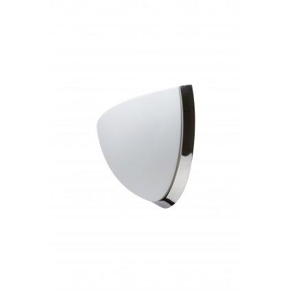 Osmont Nela 2, nástěnné svítidlo, 2x60W E27, opálové sklo