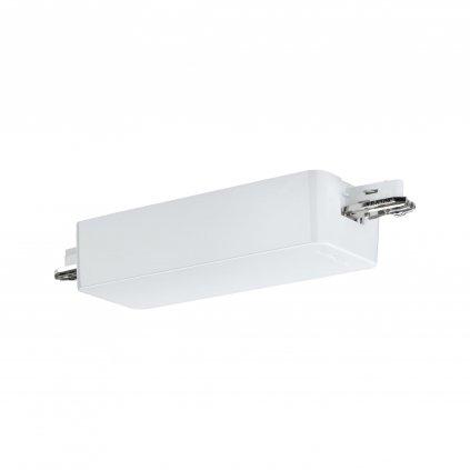 Paulmann Zigbee URail spínací a stmívací regulátor pro svítidla max. 400W, bílá