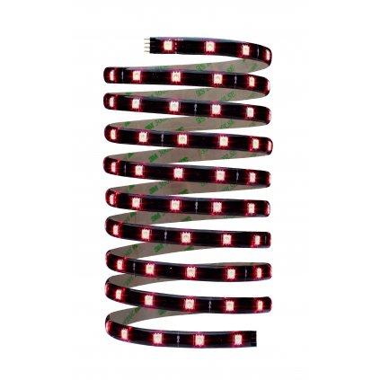 Paulmann Basic set RGB, set 3m RGB LED pásku + trafo + dálkový ovladač, RGB, IP44