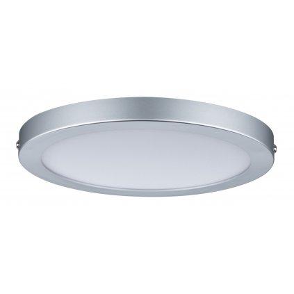 Paulmann Atria, stropní LED svítidlo, 15W LED 4000K, matný chrom, prům. 22cm