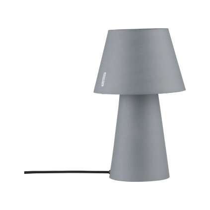 33111 3 paulmann neordic kelt stolni lampa lampa z sede textilie 1x20w e14 vyska 37cm