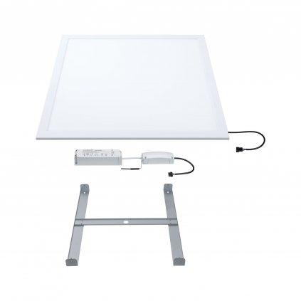 Paulmann Amaris, stropní LED panel 35W LED RGBW Zigbee, 59,5x59,5 cm