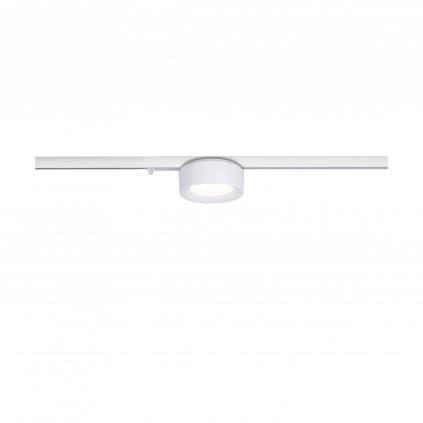 Paulmann downlight Cavar, spot pro NanoRail, 1x6,5W LED 3000K stmívatelné, matná bílá, prům.8,5cm