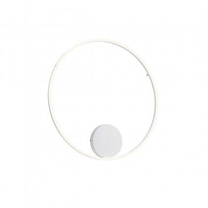 Redo Orbit direct, nástěnné/stropní kruhové svítidlo, 55W LED 3000K, bílá, prům. 80cm