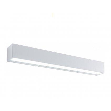 Redo Tratto venkovní bílé nástěnné svítidlo se spodním svícením 18W LED 3000K, délka 50cm IP65
