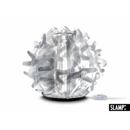 Slamp Cactus Xs Prisma, stolní dekorativní lampička, 1x40W, výška 21cm
