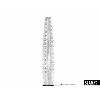 Slamp Cactus Xm Prisma, stolní dekorativní lampička, 1x40W, výška 41cm
