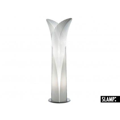 Slamp Las Palmas L, exotická stojací lampa, 2x60W, výška: 118cm