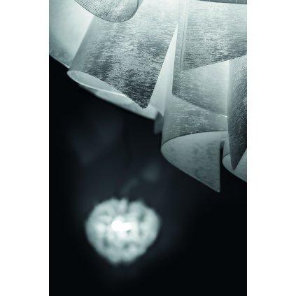 Slamp Veli Couture Large suspension, závěsné designové svítidlo, 4x12W E27, prům. 60cm