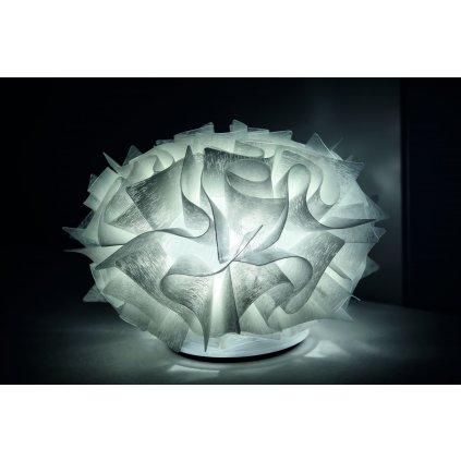Slamp Veli Couture Table, stolní designová lampička s vypínačem, 1x12W E27, výška 22cm