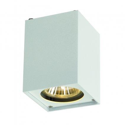 SLV Altra Dice CL-1, hranaté stropní svítidlo v bílé úpravě, 1x35W, 7x7cm