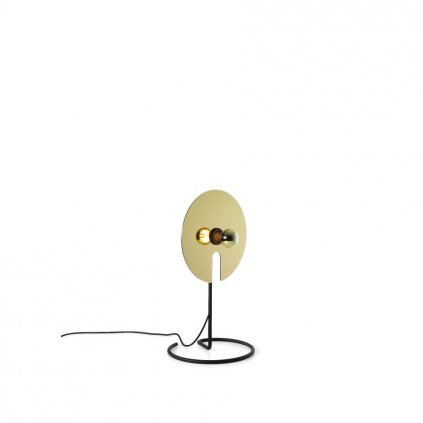 49482 3 wever ducre mirro 1 0 zlata stolni lampa 1x15w e27 vyska 52 5cm