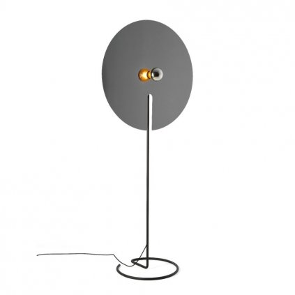 49497 3 wever ducre mirro 3 0 stribrna stojaci lampa 1x15w e27 vyska 172 5cm