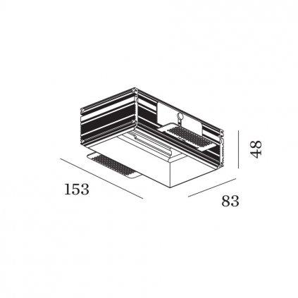 49719 1 wever ducre sneak 2 0 strange 2 0 bezrameckovy instalacni box 15 3x8 3cm