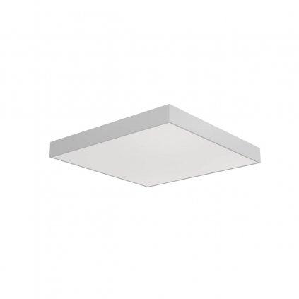 Arelux Xpill Square, bílé stropní svítidlo, 60W LED 3000/4000/6000K, 60x60cm