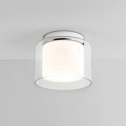 Astro Lighting Arezzo, stropní svítidlo do koupelny, 1x60W, prům.23cm, IP44