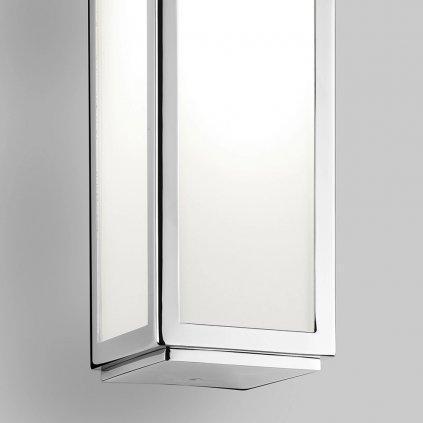 Astro Lighting Mashiko 360, nástěnné svítidlo do koupelny, 2x40W E14, chrom, 36cm, IP44
