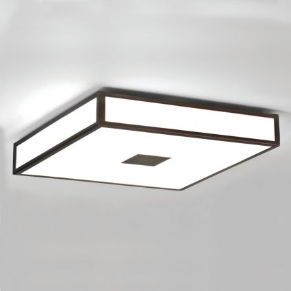 5232 astro lighting mashiko 400 stropni svitidlo do koupelny 4x40w e27 40x40cm bronz ip44