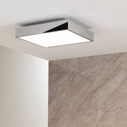 Astro Lighting Taketa 400 LED 23,4W chrom 40x40cm, IP44