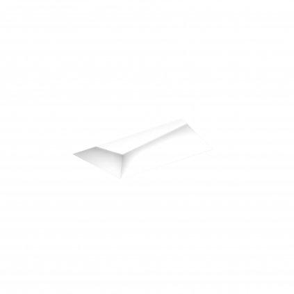 53178 3 xal trapez 200 trimless polygonalni zapustne svitidlo bez ramecku 14w led 4000k stmivatelne dali 30x30cm