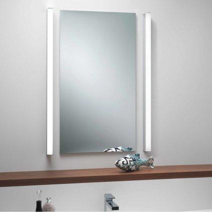 Astro Lighting Artemis 900 LED, nástěnné svítidlo k zrcadlu do koupelny, 17,6W LED 3000K, chrom, délka 90cm, IP44