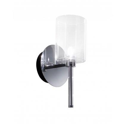 5388 6 axolight spillray r nastenne svitidlo z kristaloveho skla led 1 5w g4 vyska 29 3cm