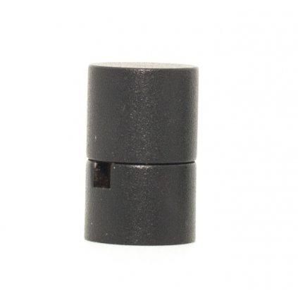 Mantra Orion, černá kabelová příchytka 6ks