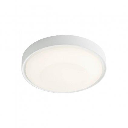 Redo Osiris, venkovní stropní svítidlo LED 20W 3000K, bílá, průměr 25cm, IP65