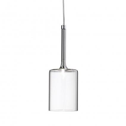 6417 7 axolight spillray m zavesne svitidlo z kristaloveho skla led 1 5w g4 prum 10cm