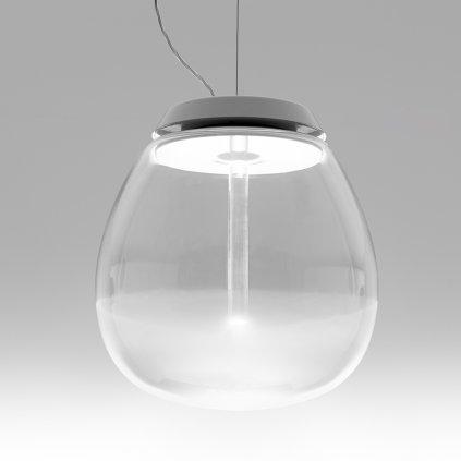 Artemide Empatia 36, designové závěsné svítidlo, 29W LED 3000K, prům. 36cm