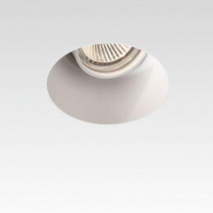 Deltalight Diro Trimless OK, bezrámečková bodovka, max. 50W, bílá, prům. 8,1cm