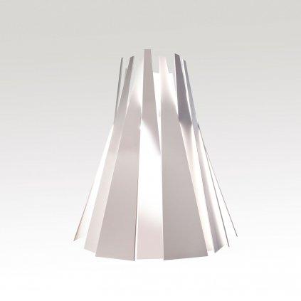 Deltalight Metronome L, bílé závěsné svítidlo, 4x23W, délka 91cm