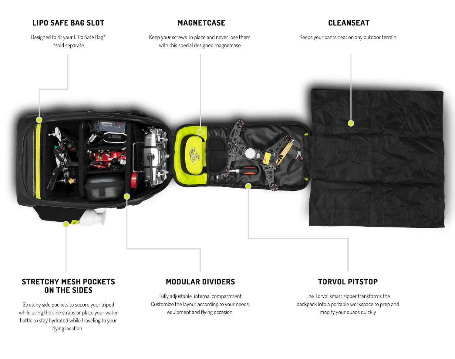 Torvol-Quad-Pitstop-Backpack-internal-features-