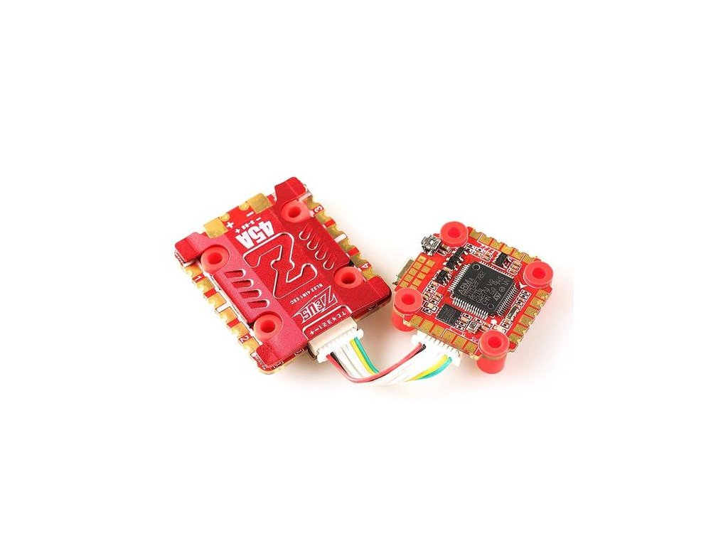 hglrc zeusf745 stack fpv racing drone 3 6s f7 flight controller 45a bl32 4in1 esc heat sink compass port 330984 590x