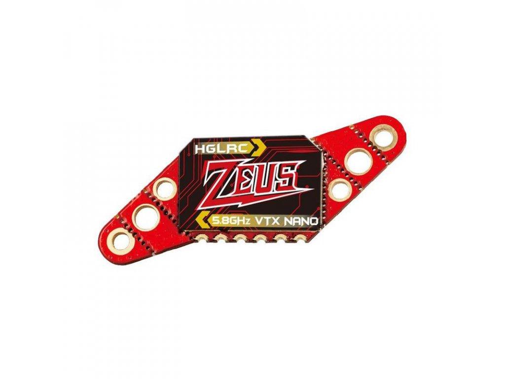 HGLRC Zeus nano VTX 25-350mW
