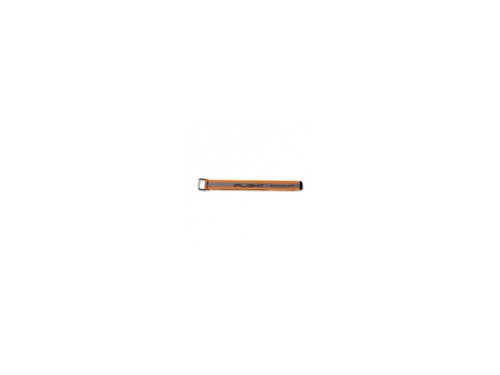 Fluorescence battery straps 20x200mm (4) 270x270