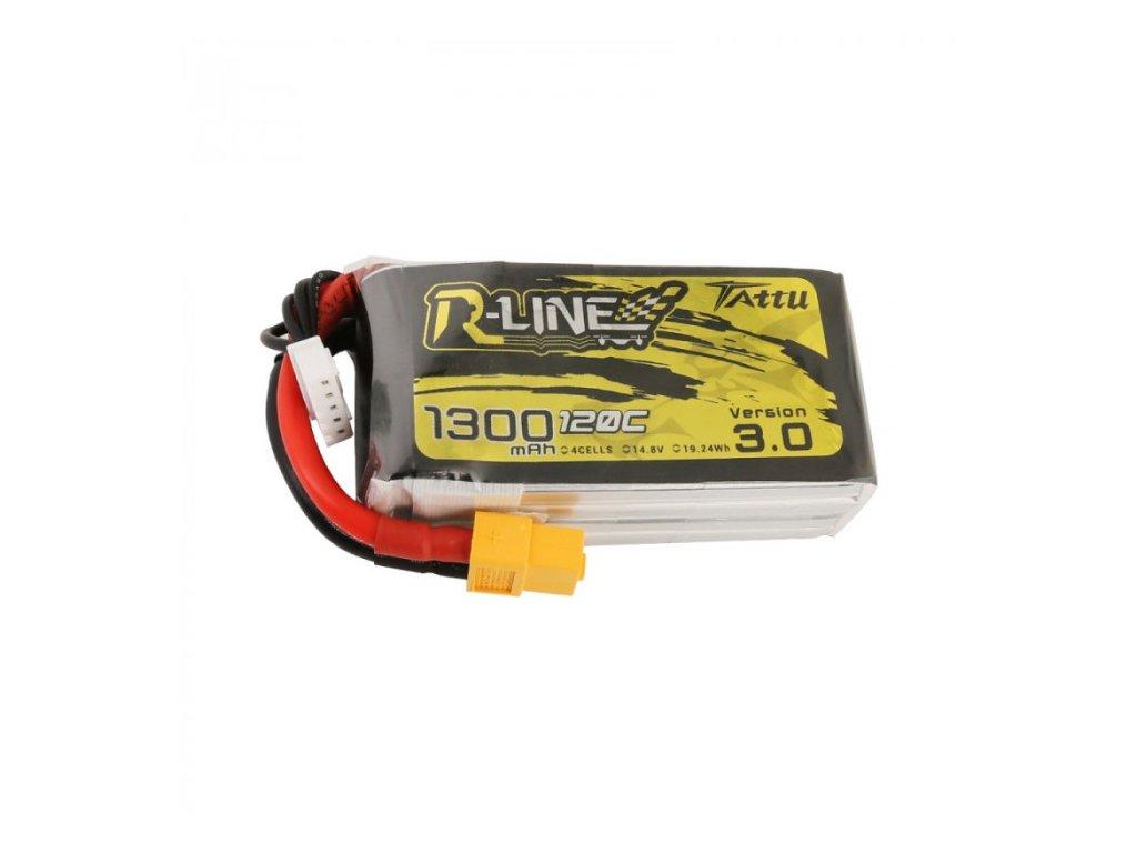 Tattu R-Line 1300mAh 4S 120C V3