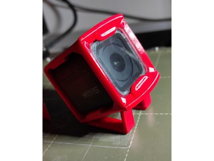 3D tištěný držák HD kamery GoPro