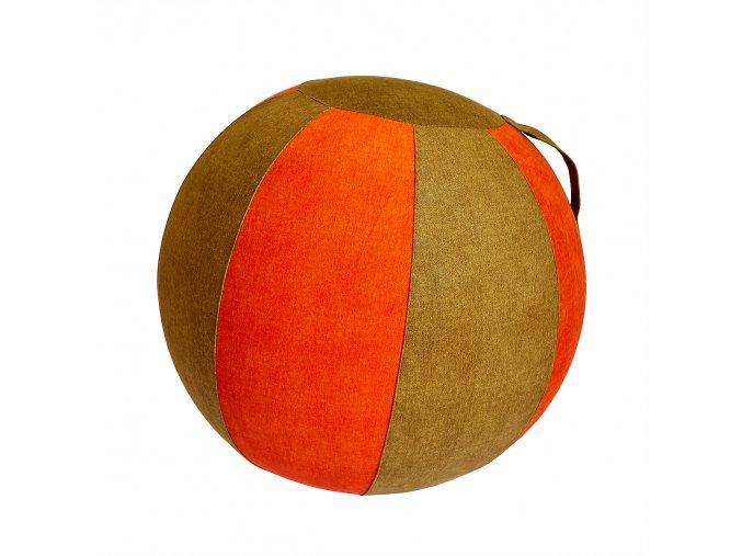 ˙velky oranzovovo zeleny