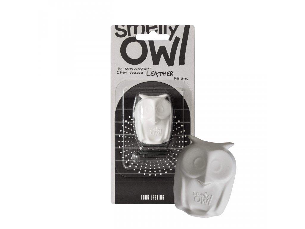 SMELLY OWL Leather (koža)