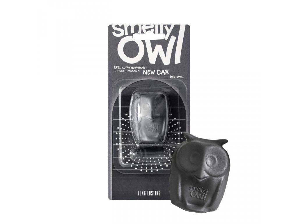 SMELLY OWL New car (nové auto)