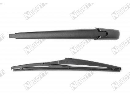 Zadný stierač s ramenom KRT146 300 mm