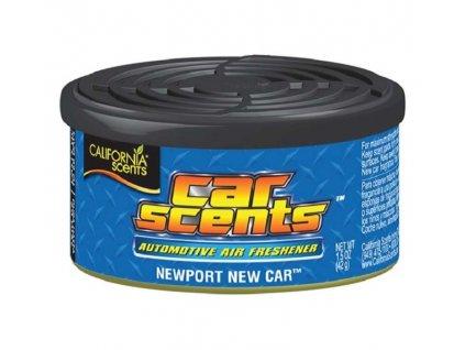 CALIFORNIA SCENTS Newport new car (nové auto)