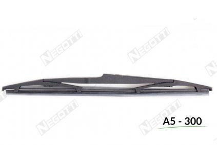 Zadný stierač A5-300 (300 mm)