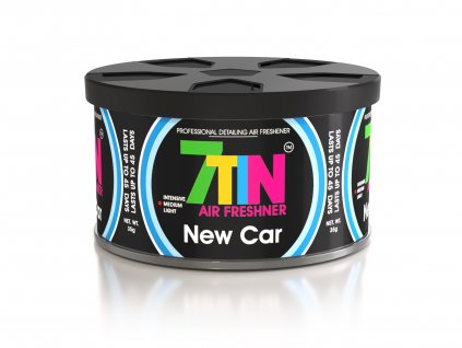 7TIN New car (nové auto)