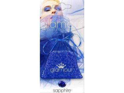 Glamour zafír