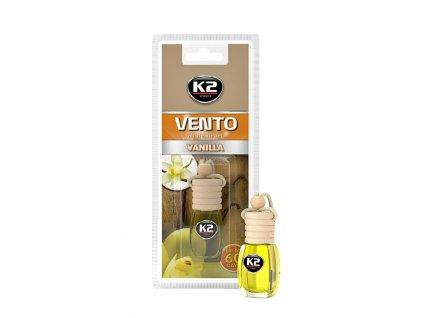 K2 vanilka