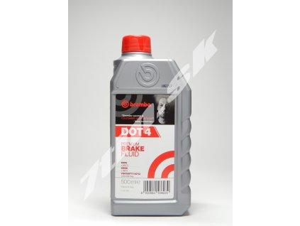 Brembo DOT 4 Brake fluid brzdová kvapalina 500 ml