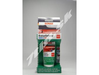 Sonax Kratzer entferner odstraňovač škrabancov z plastových a plexi skiel 75 ml