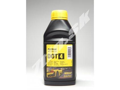 Textar DOT 4 Brake fluid brzdová kvapalina 500 ml